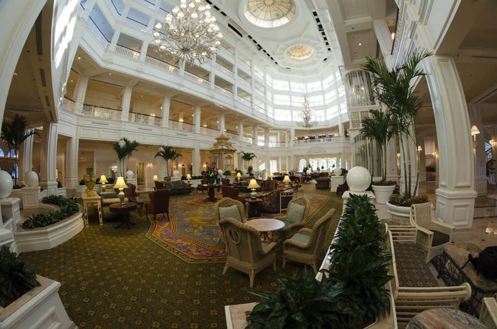 Grand Floridian resort reviewed at WDW