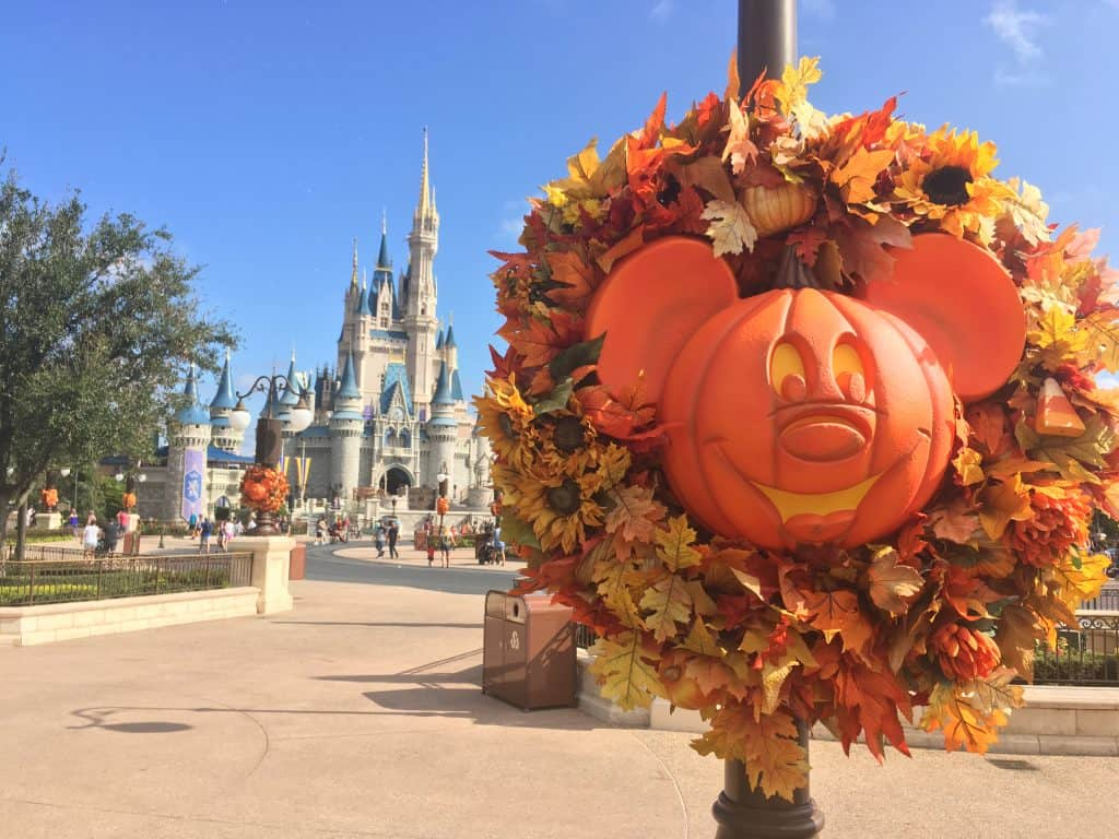 Walt Disney World Halloween Party