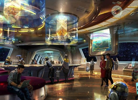 Star Wars Hotel & D23 Disney updates