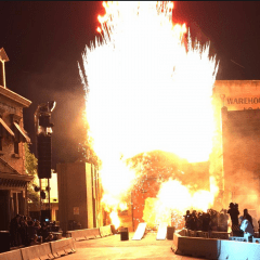 Universal Orlando Rocks 2018 with Fast and Furious Super Charged