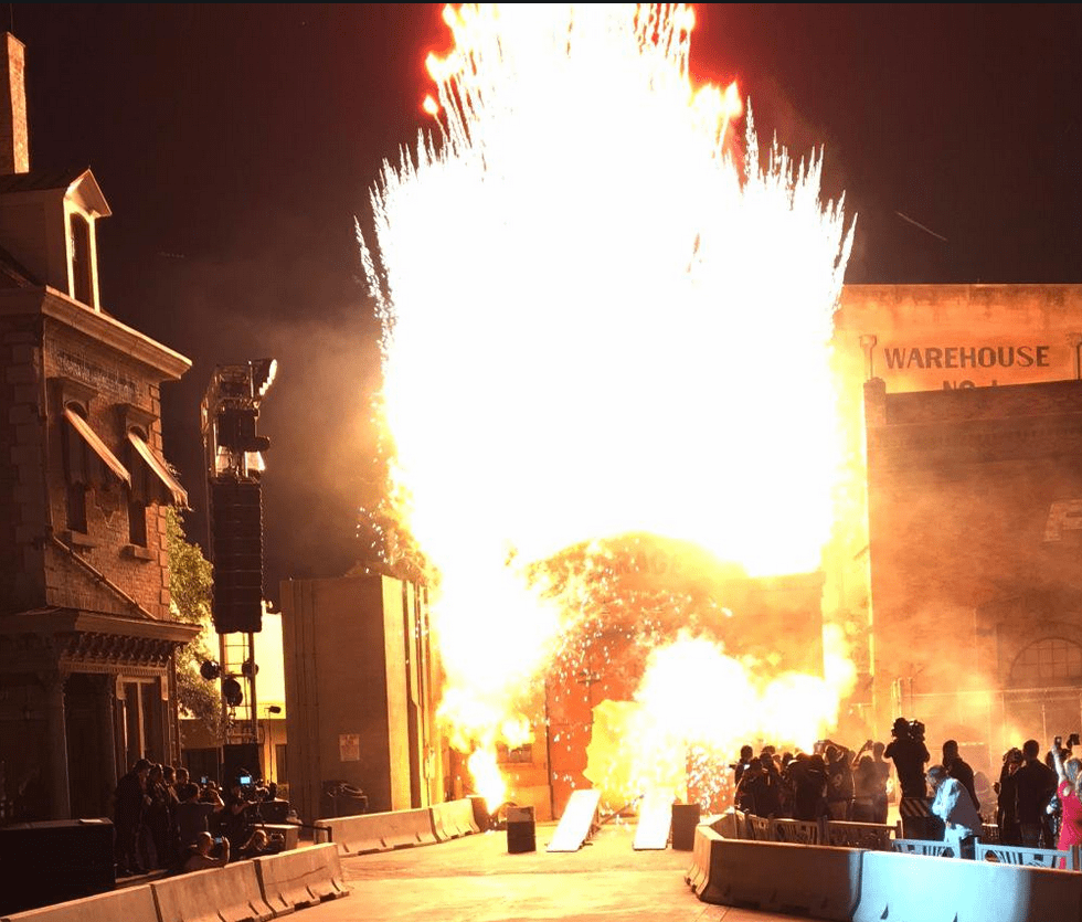 Fast and Furious Super Charged at Universal Orlando