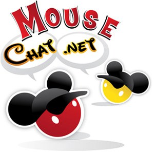 Disney World Podcast MouseChat Logo