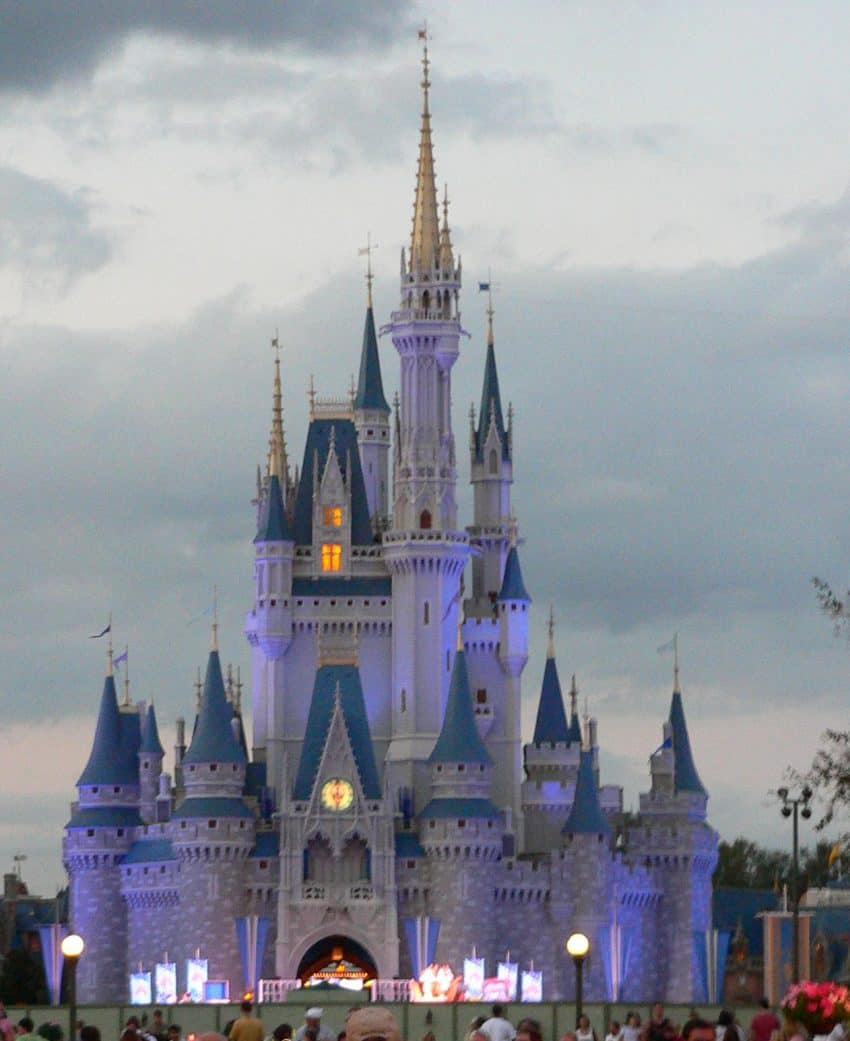 When is the best time of year to visit Disney World?