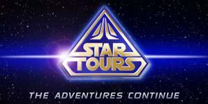 Disney Star Tours 2 Star Wars Weekends