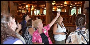 A Tour of Disney World Resorts, Disney Dream Cruise Ship, and more