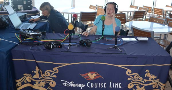 Lisa from MouseChat.net on the Disney Fantasy Cruise