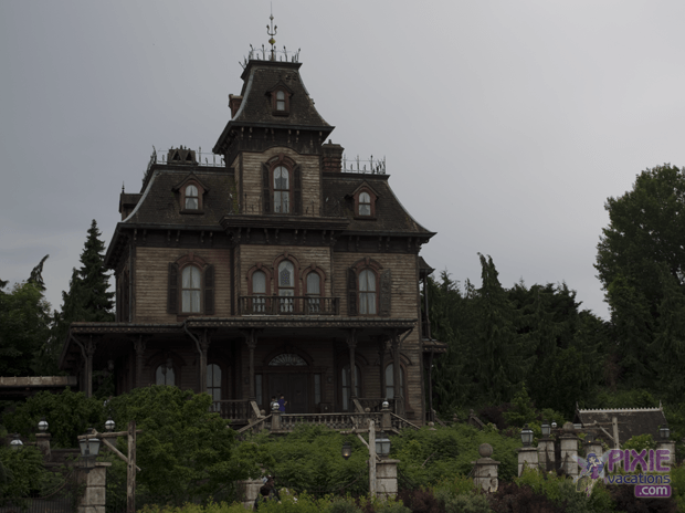 Phantom Manor Disneyland