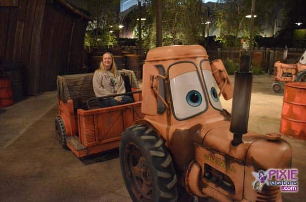 Disney's Cars Land Review & Photo Tour
