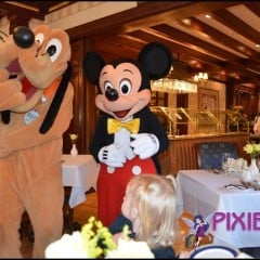 These are the Best Character Dining Restaurants at Disney World