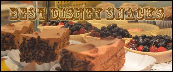 Disney Dining – Don't miss these snacks
