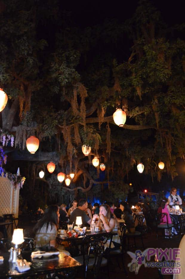 blue bayou lunch