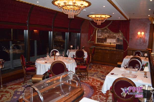 Remy Restaurant Review on the Disney Dream Cruise