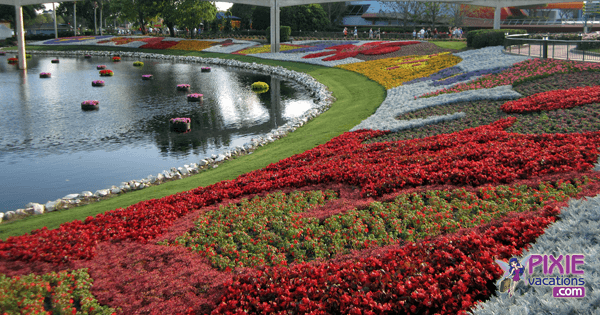 epcot flower and garden festival what's new