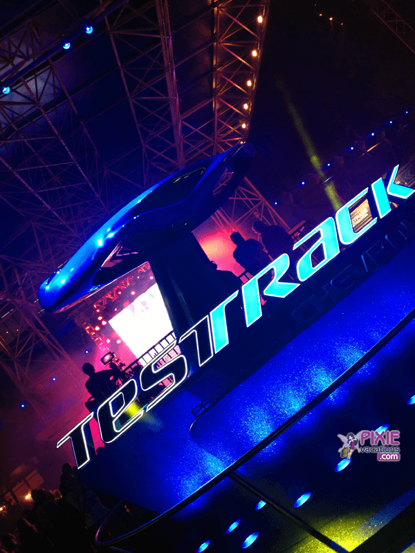 Test Track at EPCOT and Splitsville Review