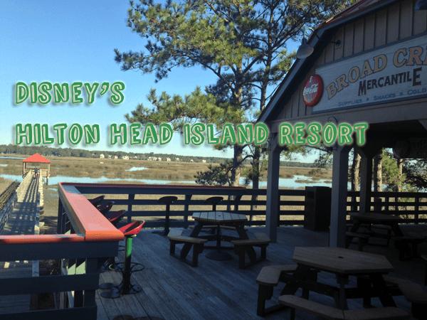 Disney Hilton Head Island Review