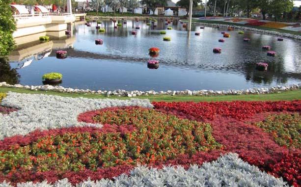 Disney Flower and Garden Festival