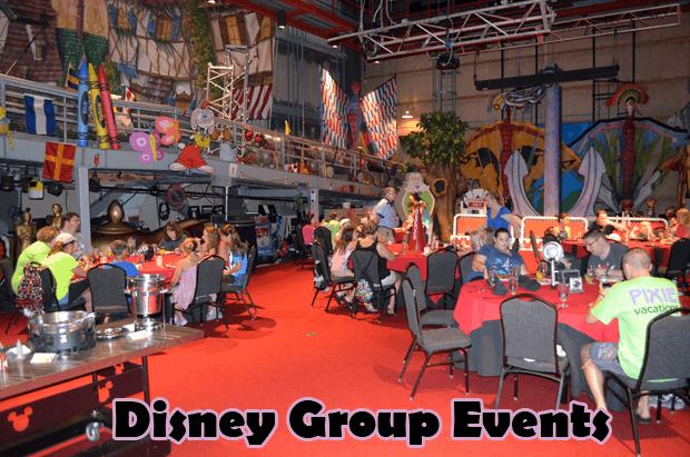 Disney Group Events