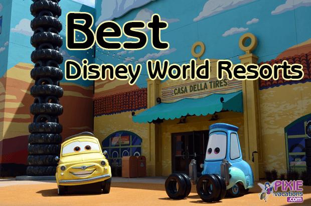 Disney Art of Animation Resort Pixie Vacations