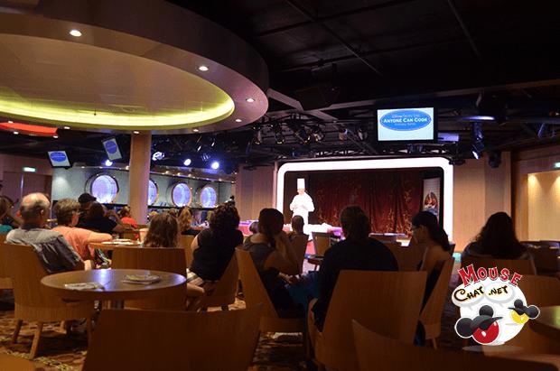 Disney Cruise D Lounge
