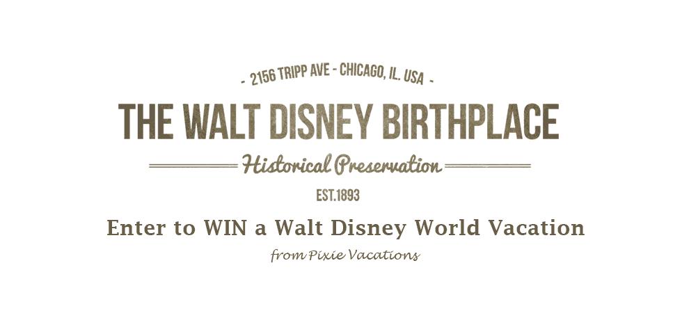 The Walt Disney Birthplace Restores Disney's Home