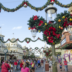 Disney World Top 12 Christmas Tips