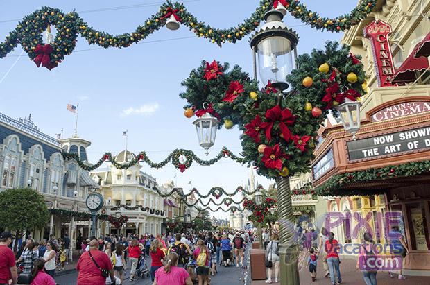Disney World Top 12 Christmas Tips