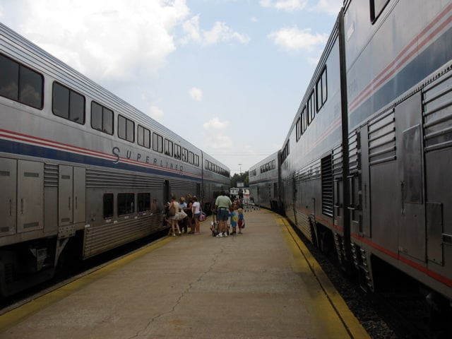 Amtrak Auto Train to Disney World