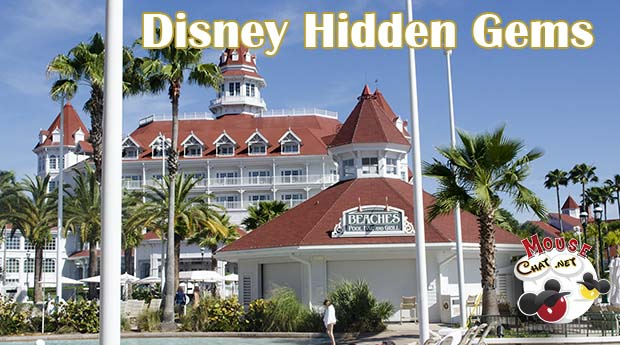 Disney Grand Floridian Beach Resort Walt Disney World