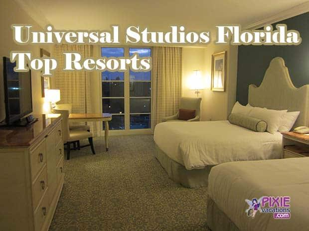 universal studios hotels