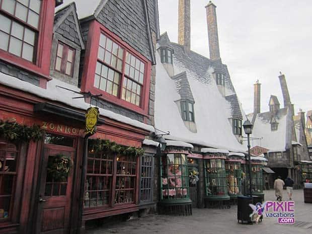 Universal Studios Orlando Harry Potter