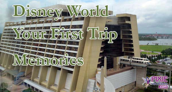 Disney World Memories