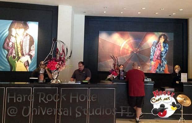 Lowes Hard Rock Hotel