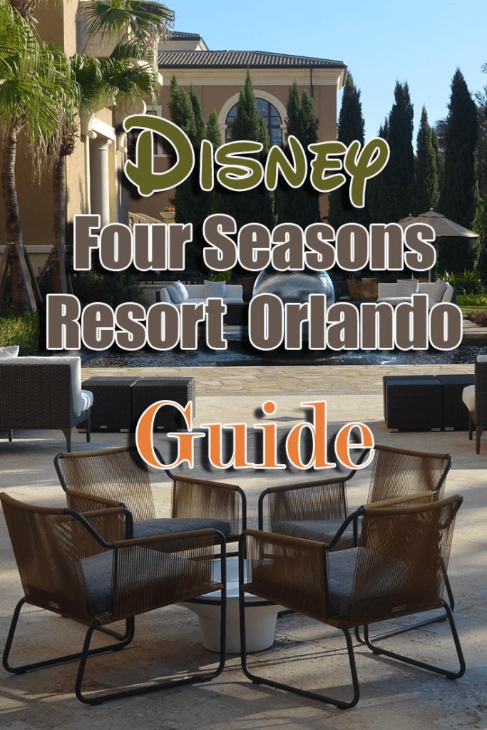 Four Seasons Resort Orlando at Walt Disney World