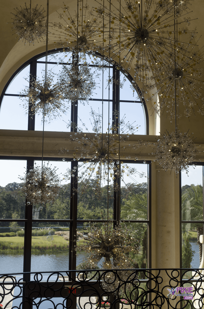 lobby four seasons orlando florida resort at WDW