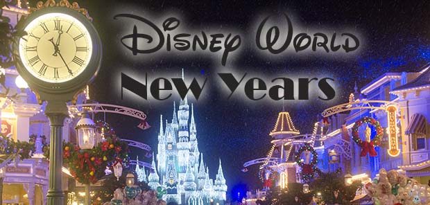Walt Disney World New Years Eve