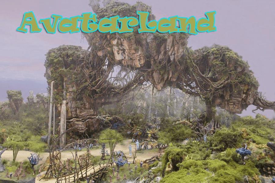 Avatarland at Diseny World
