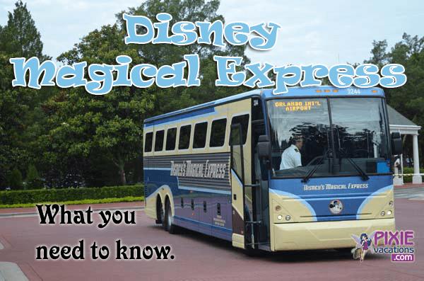 Disney Magical Express