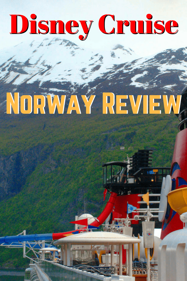 I am back from Norway on Disney Cruise Line.  It was Amazing!  Here is my full Disney Cruise Line Norway review.