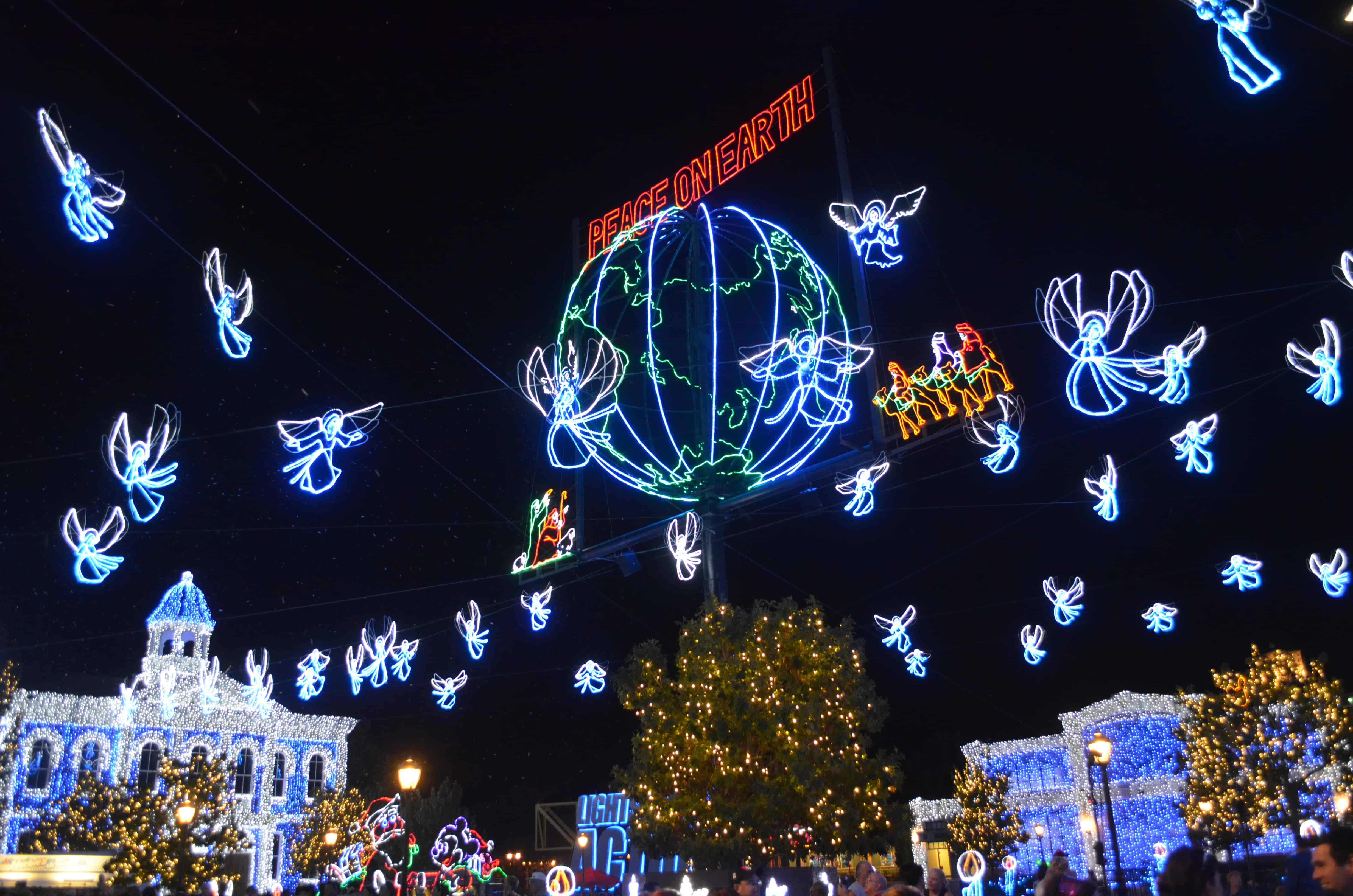 osborne lights at Disney World closing