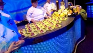 EPCOT Food and Wine Party