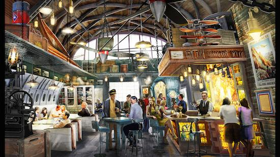Indiana Jones Restaurant at Disney World