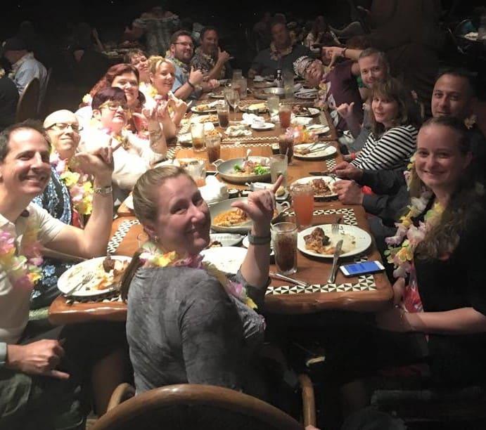 Disney Ohana Restaurant Review