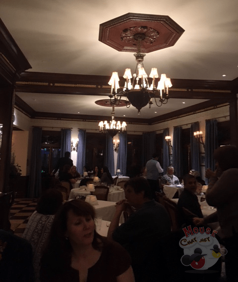 club-33-dinner