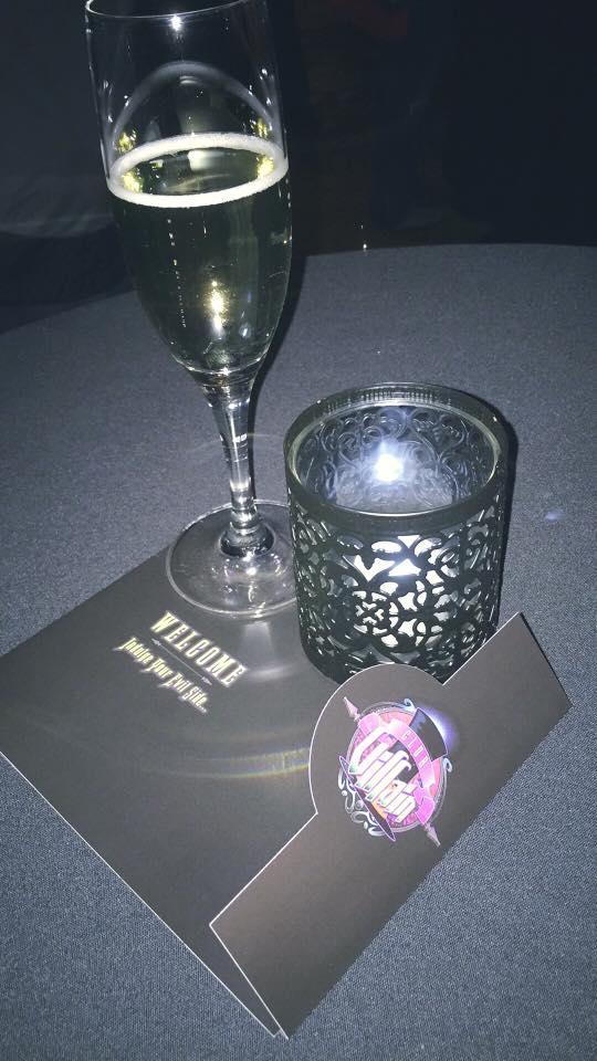 Club Villain menu Disney