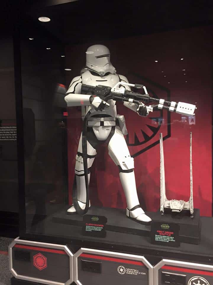 Star Wars at Walt Disney World