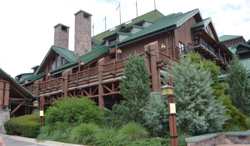Disney Wilderness Lodge Resort