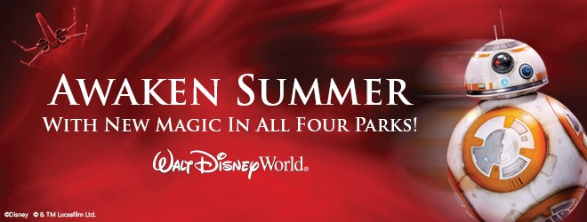 Disney world summer vacation discount