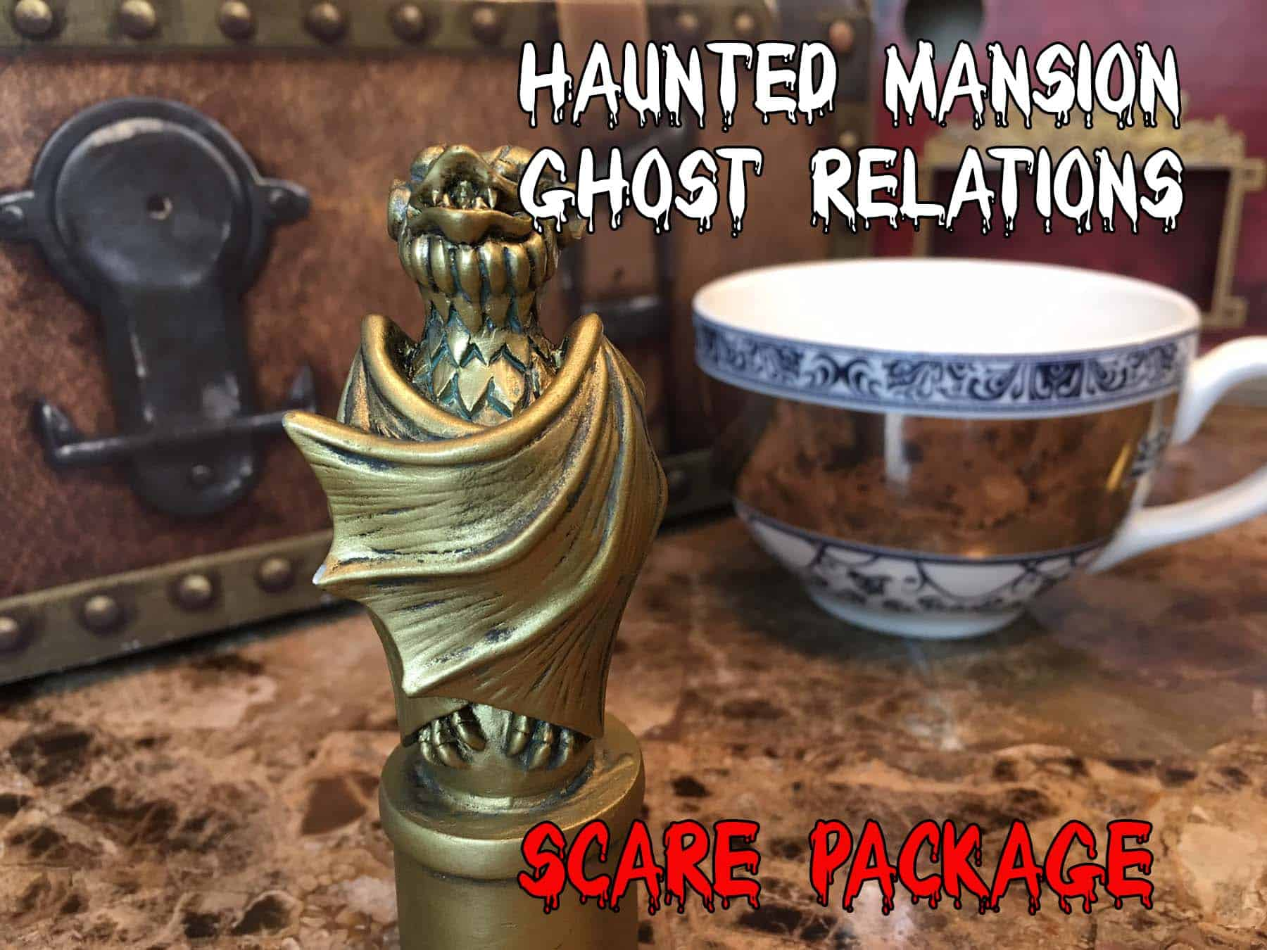 Haunted Mansion Scare Package