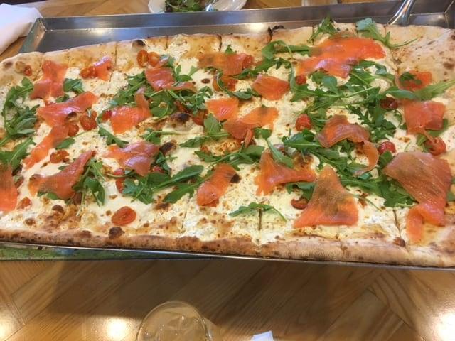Via Napoli severs 1 million pizzas