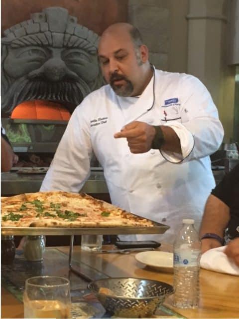 Via Napoli 1 million pizzas